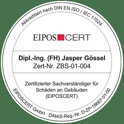 Dipl.-Ing. (FH) Jasper Gössel